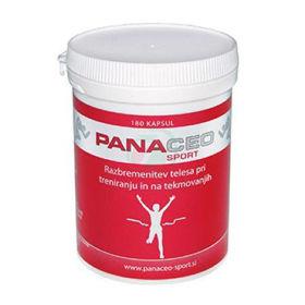 Slika Panaceo Sport, 180 kapsul