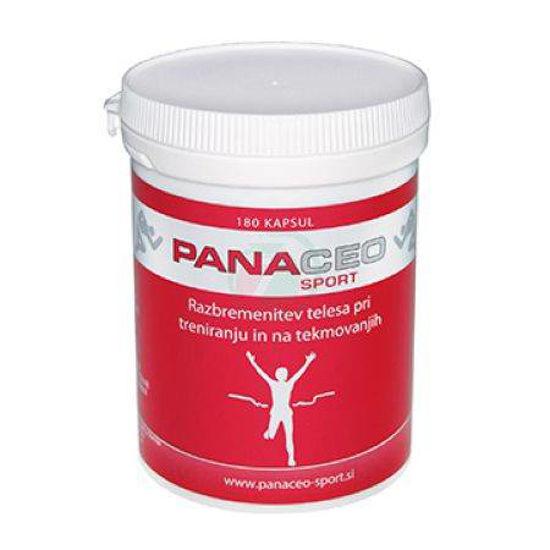 Panaceo Sport, 180 kapsul