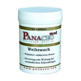 Slika Panaceo med Weihrauch, 180 kapsul