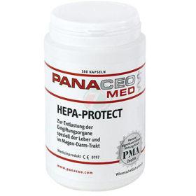 Slika Panaceo Med Hepa-Protect, 180 kapsul