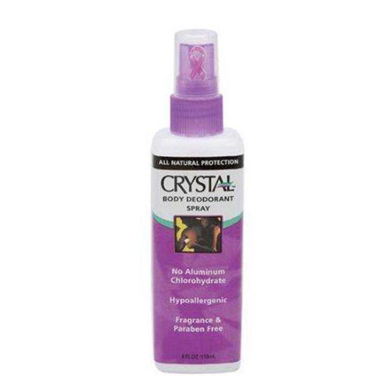 Crystal body deodorant v razpršilu, 118 mL