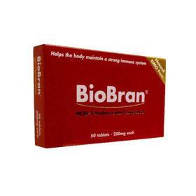 Slika ImunoBran (biobran) 250, 50 tablet