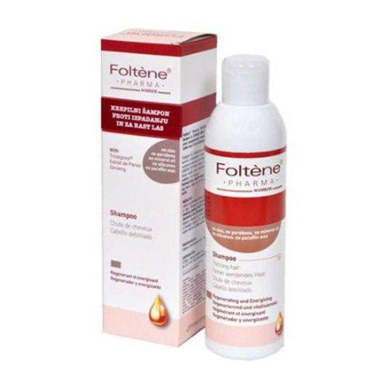 Foltene krepilni šampon proti izpadanju las za ženske, 200 ali 400 mL