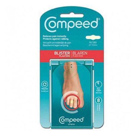 Compeed obliži za žulje na prstih, 8 obližev
