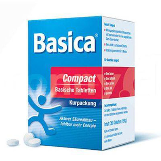 Basica compact, 120 tablet