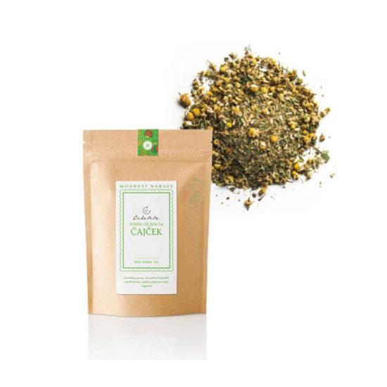 Lekobeba Čajček otroški zeliščni čaj, 100 g