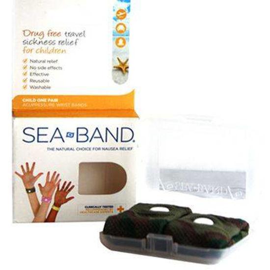 Sea Band otroška zapestnica proti slabosti