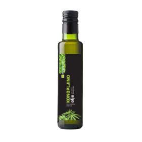 Slika Organic day bio konopljino olje, 250 mL