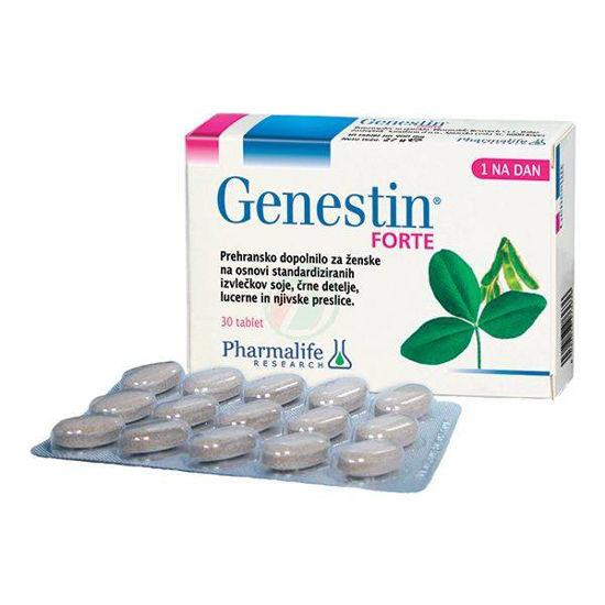 Genestin forte, 30 tablet