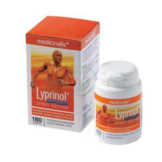 Lyprinol Sport Edition, 180 kapsul
