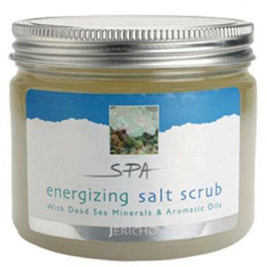 Jericho piling iz soli z aromatičnimi olji – energy, 300 g
