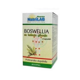 Slika Nutrilab Boswellia, 60 kapsul