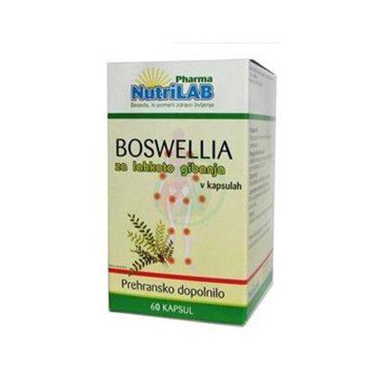 Nutrilab Boswellia, 60 kapsul