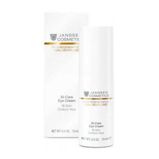 Janssen Cosmetics Bi-Care krema za predel okoli oči, 15 mL