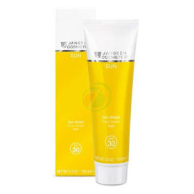 Slika Janssen Cosmetics Sun krema za zaščito pri sončenju z ZF 30, 150 mL