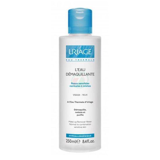 Uriage Voda za čiščenje normalne in mešane kože obraza, 250 mL