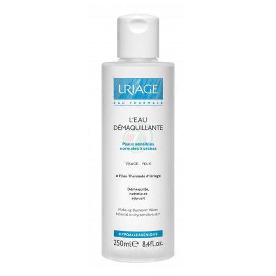 Uriage Voda za čiščenje občutljive kože obraza, 250 mL
