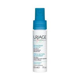 Slika Uriage Deodorant TRI - ACTIV za občutljivo kožo, 30 mL