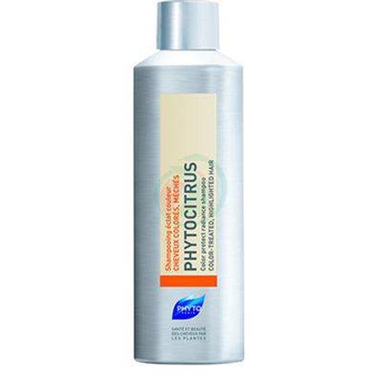PHYTOCITRUS Šampon za obarvane lase z izvlečkom grenivke, 200 mL