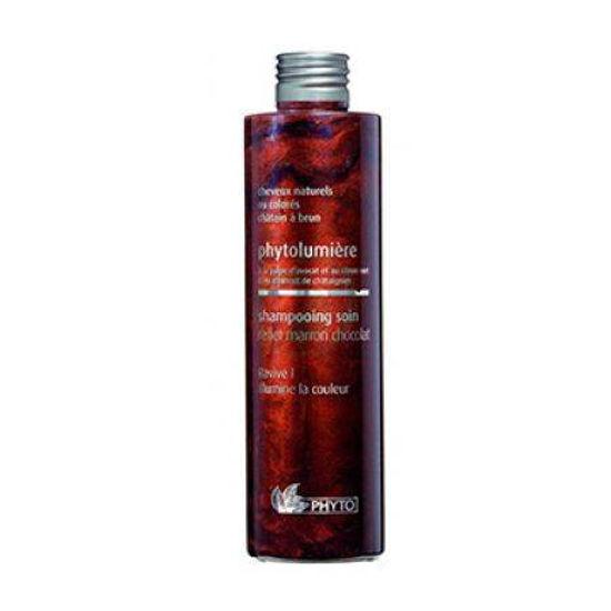 PHYTOLUMIERE Toniran šampon za nego las bakrenih tonov, 200mL