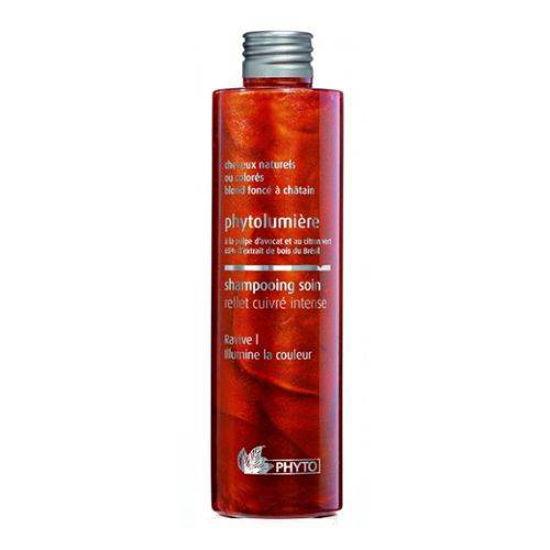PHYTOLUMIERE Toniran šampon za nego las bakrenih tonov, 200 mL
