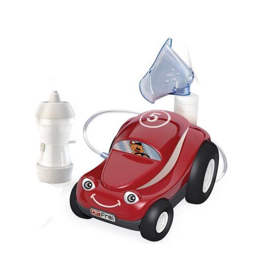 Dr. Frei Turbo Car kompresorski inhalator, 1 set