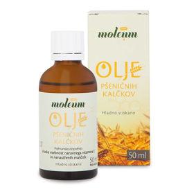 Slika Moleum olje pšeničnih kalčkov, 50 mL