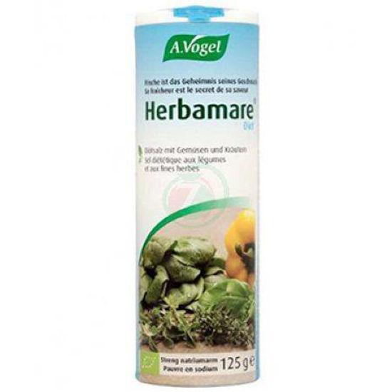 Herbamare Diet zeliščna sol, 125 g