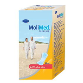 Slika MoliCare Premium Lady Pad hlačna podloga, 28 podlog