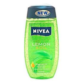 Slika Nivea tuš gel lemon oil fresh, 250 mL