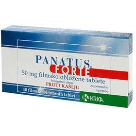 Slika Panatus forte, 10 tablet