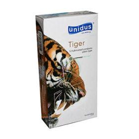 Slika Unidus kondomi tiger, 12 kom