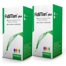 Slika Fidiman Plus kapsule, 2x60 kapsul