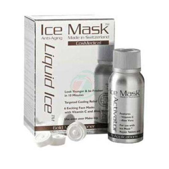 Ice mask, 18 mask