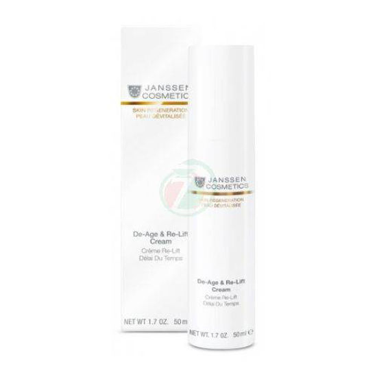 Janssen Cosmetics De - Age & ReLift dnevna krema z zaščitnim faktorjem 12, 50 mL