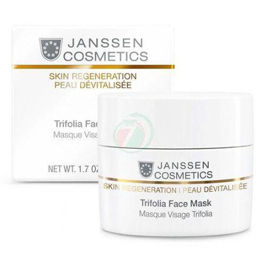Janssen Cosmetics Trifolia Face maska za obraz, 50 mL