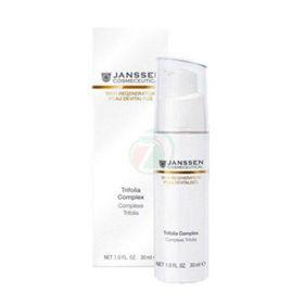 Slika Janssen Cosmetics Trifolia Complex domača nega za obnovitev kože, 30 mL