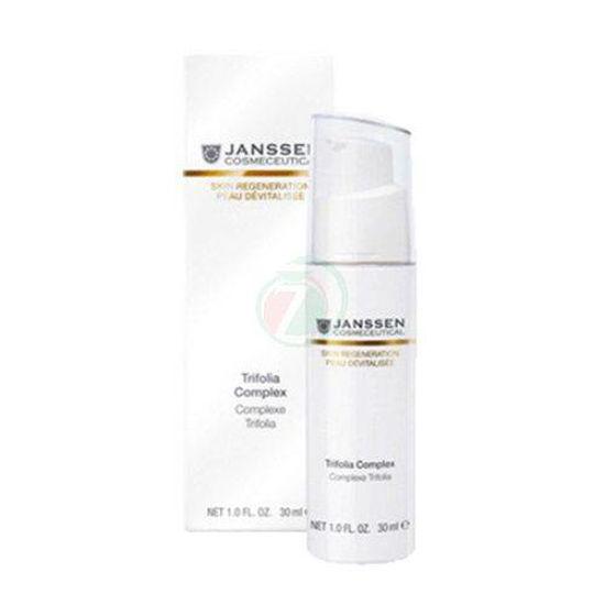 Janssen Cosmetics Trifolia Complex domača nega za obnovitev kože, 30 mL