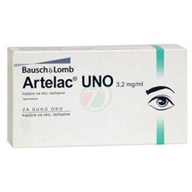 Slika Artelac UNO 3,2 mg/mL kapljice za oko, 30 x 0,6 mL