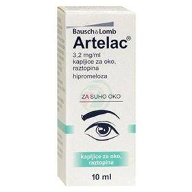 Slika Artelac 3,2 mg/mL kapljice za oko, 10 mL