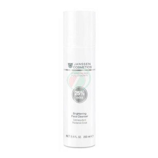 Janssen Cosmetics Brightening Face čistilno mleko za občutljivo kožo, 200 mL