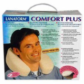 Slika Lanaform Comfort Plus ortopedski vzglavnik, 1 vzglavnik