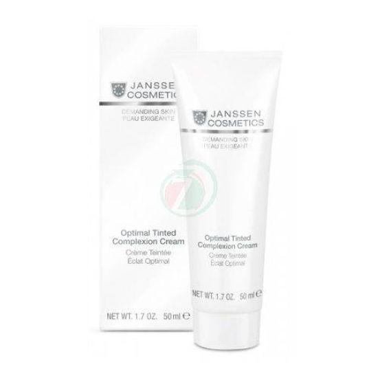 Janssen Cosmetics Optimal Tinted Complexion tonirana dnevna krema, 50 mL
