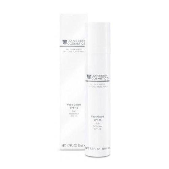 Janssen Cosmetics Face Guard z zaščitnim faktorjem 15, 50 mL