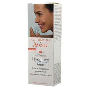 Slika Avene Hydrance optimale UV SPF30 lahka krema, 40 mL