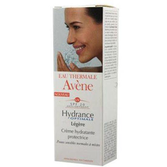 Avene Hydrance optimale UV SPF30 lahka krema, 40 mL