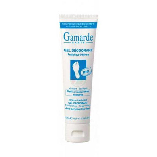Gamarde deodorant gel za noge, 100 g