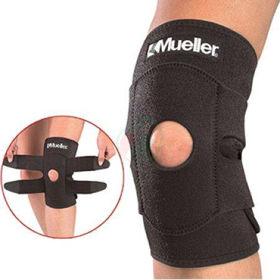 Slika Mueller neoprenska kolenska manšeta s trakovi