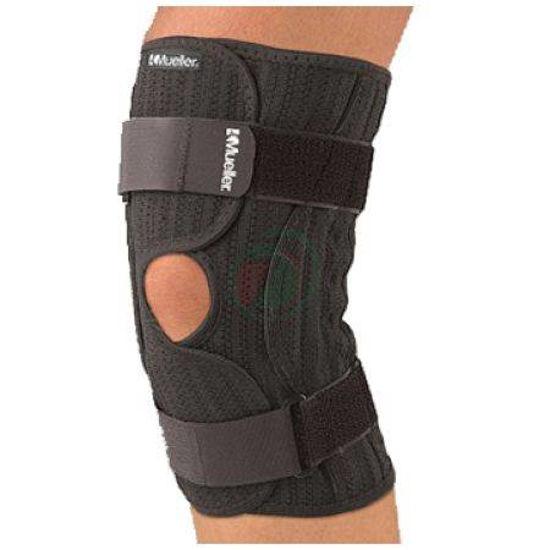 Mueller elastična kolenska opornica, 1 opornica
