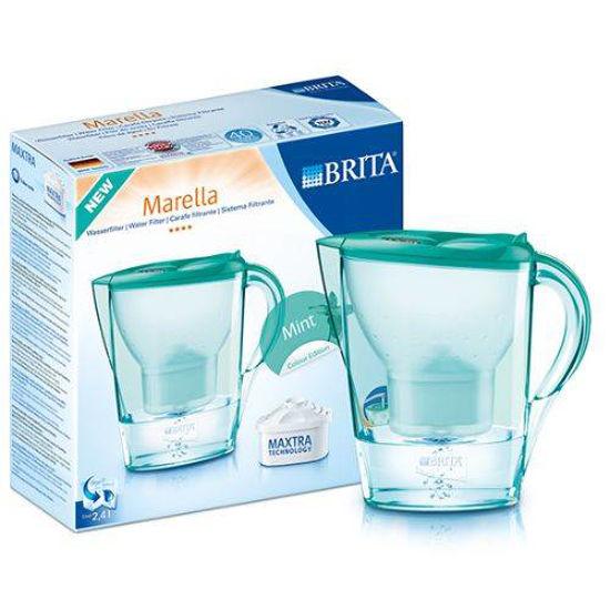 Brita Marella MEMO vrček za filtriranje vode, 2.4 L